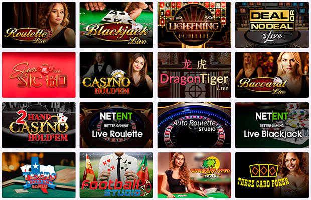 Slot Planet Casino live